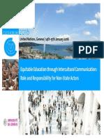 2016 CIUTI Forum flyer