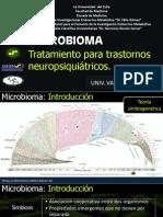 Microbioma como tratamiento