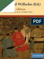 Cuentos Chinos - Relatos Populares de La Mitología China