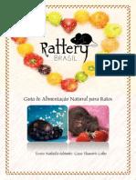 Guia de Dieta Natural Para Ratazanas