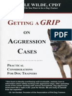 Getting a Grip on Aggression Cases - Nicole Wilde