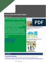 EPA Region 7 Communities Information Digest - Oct 2, 2015