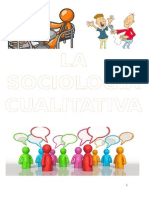 MONOGRAFIA- SOCIOLOGIA CUALITATIVA