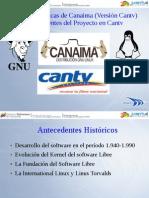 Canaima (Cantv Thunderbird LireOffice)