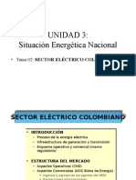 3.2 Sector Electrico Colombiano