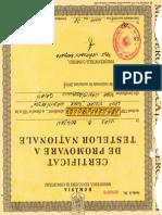 Certificat de Promovare a Testelor Naționale Față (2 Files Merged)