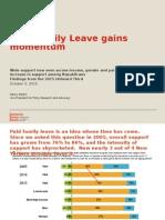 PFL 2015 Unheard Third Findings
