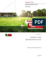 Sudbury Town Neighbourhood Plan