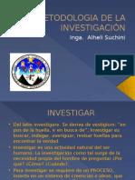 Metodologia de La Ivestigacion