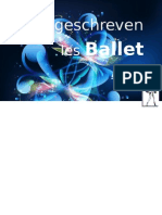 Uitgeschreven Les Ballet Aclo