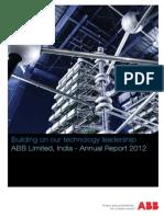 ABB India 2012-11
