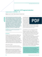 The Acute Management of ST-segment-elevation Myocardial Infarction