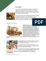 La Importancia de Consumir Vegetales