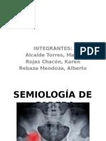 SEMIOLOGIA DE LA CADERA