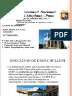Proyecto Curricular Regional -Puno