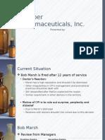 Cooper Pharmaceuticals, Inc