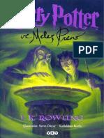 J K Rowling - Harry Potter ve Melez Prens.pdf