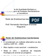 Endotoxinas bacterianas - 1