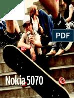 Nokia 5070 UG Es