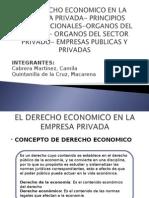EL DERECHO ECONOMICO EN LA EMPRESA PRIVADA- PRINCIPIOS (2).ppt