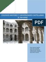 Colegios Mayores y Universidades Castellanas