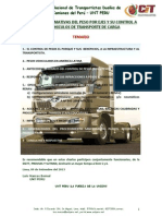 Charlas de Pesos Por Ejes en El Transporte de Carga-ppta.unt