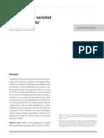 Pava- Trabajo Social, Globalización y Sociedad Del Conocimiento