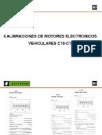 Calibraciones de Motores Electronicos
