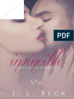 Serie a Kingpin Love Affair #3 - Invincible - J. L Beck