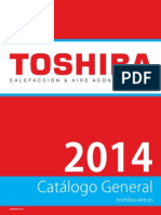 Multi-Split Equipos Toshiba Folleto