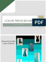 color trend boards