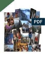 Collage Cultura Indigena