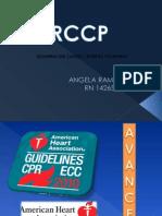 Charla 13 - RCCP Urgencias Angela
