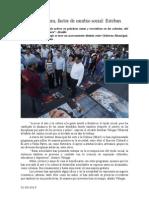01.09.2014 Comunicado Arte y Cultura, Factor de Cambio Social Esteban