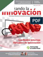 Gaceta Abrazando La Innovación No 4 Julio 2015