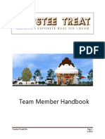 Team Member Twistee Treat Handbook Updated 042013