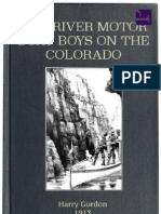 The River Motor Boat Boys on the Colorado