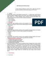 Metodologi Penelitian (Dr. Arman, SKM)