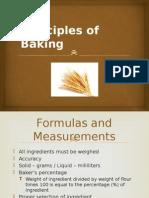 principles of baking pp