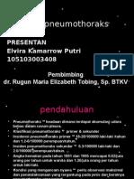 Referat Tension Pneumothoraks - Elvira