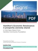 Hamilton's Economic Renaissance
