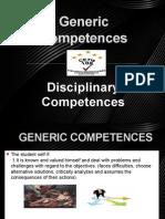 Competences English