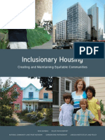 Inclusionary Housing