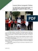 08.09.2014 Comunicado Recordemos a Nuestros Héroes Insurgentes Esteban