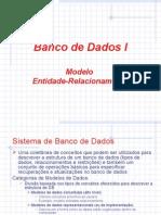Aula de Modelagem de Banco de Dados I