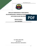 Kertas Kerja Ops Ponteng Sk Tudm Subang 2015