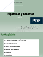 Snc Hipnoticos y Sedantes 2007