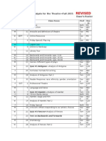2367 Dave Roster Itinerary F15 Copy