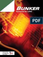Bunker Electronics Brochure