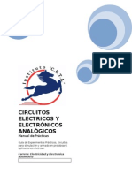 Manual de Prácticas Electricos y Electronicos